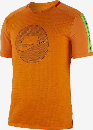 NIKE Funktionsshirt 'Wild Run' in orange, Produktansicht