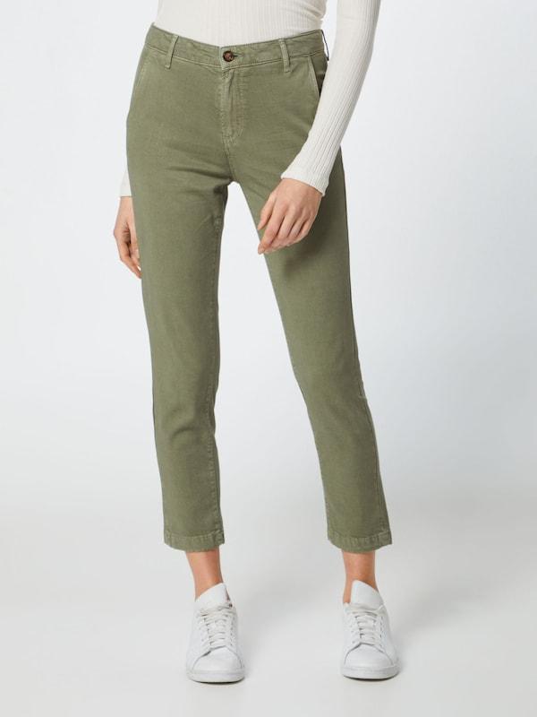En Jeans Vert Pepe Pantalon 'maura' R4jA5L