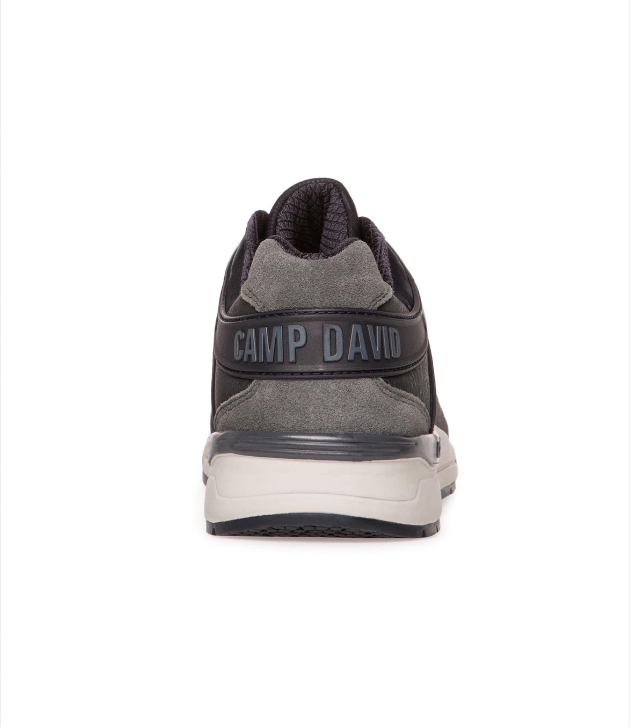 NachtblauSchwarz Sneaker David In Sneaker Camp David In Camp AjLq45cS3R