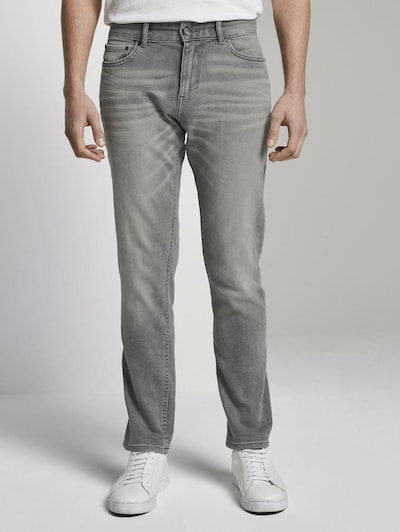 TOM TAILOR Jeans 'Josh' in grau, Modelansicht