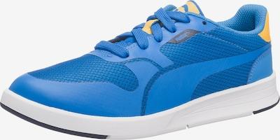 PUMA Sportschuhe 'Icra Evo' in blau / gelb / weiß, Produktansicht