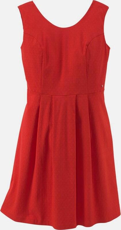 Guido Maria Kretschmer Sommerkleid in rot  Neue Kleidung in dieser Saison