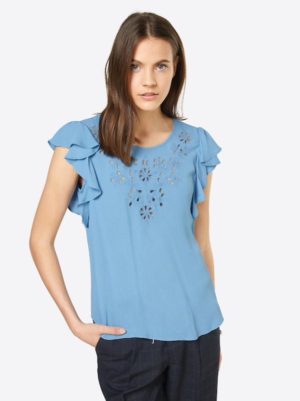 Clair Vila Bleu T shirt 'vinellie' En c35LqRj4A