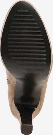ABOUT YOU Ankle Boot 'Adriana' in beige: Ansicht von unten