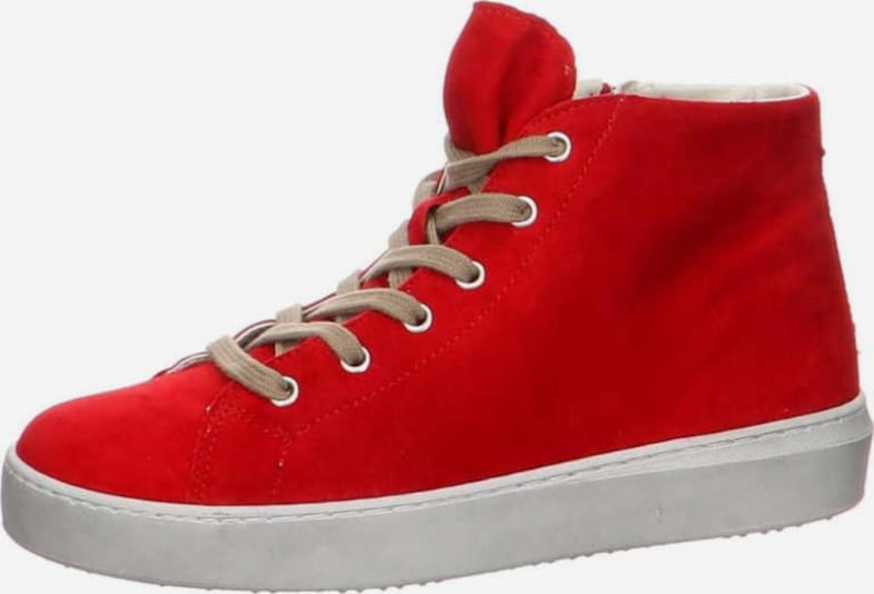 TAMARIS Sneakers in rot, Produktansicht