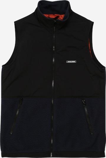 Jack & Jones Junior Bodywarmer in de kleur Blauw / Zwart, Productweergave