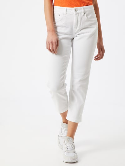 DRYKORN Jeans 'PASS' in de kleur White denim, Modelweergave