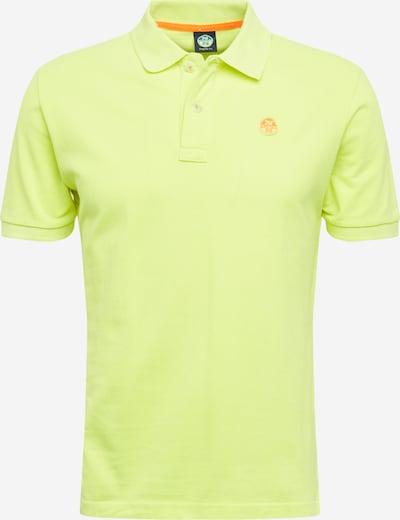 North Sails Poloshirt in neongelb, Produktansicht