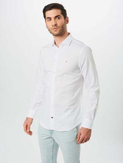 Tommy Hilfiger Tailored Košulja u bijela: Prednji pogled
