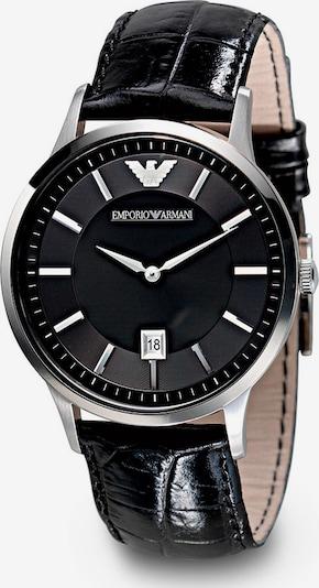Emporio Armani Аналогов часовник в черно, Преглед на продукта