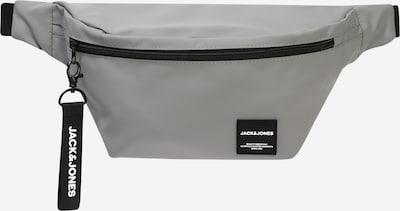 JACK & JONES Gürteltasche 'Rex' in hellgrau / schwarz, Produktansicht