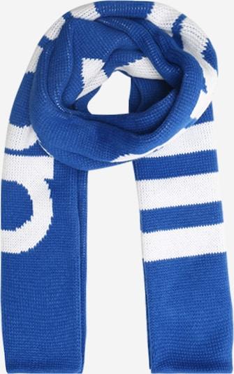 Fular ADIDAS ORIGINALS pe albastru / alb, Vizualizare produs