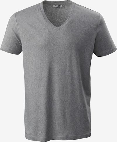 PHYNE T-Shirt in graumeliert, Produktansicht