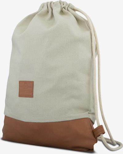 Krepšys-maišas 'Luke' iš Johnny Urban , spalva - smėlio: Vaizdas iš šono