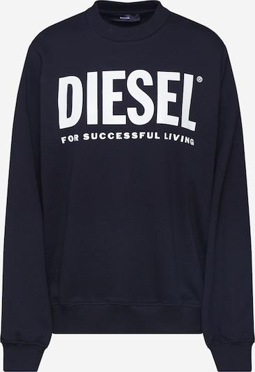 DIESEL Sweatshirt 'F-ANG' in de kleur Zwart, Productweergave