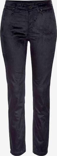 MAC Jeans 'Slim Velvet' in navy, Produktansicht