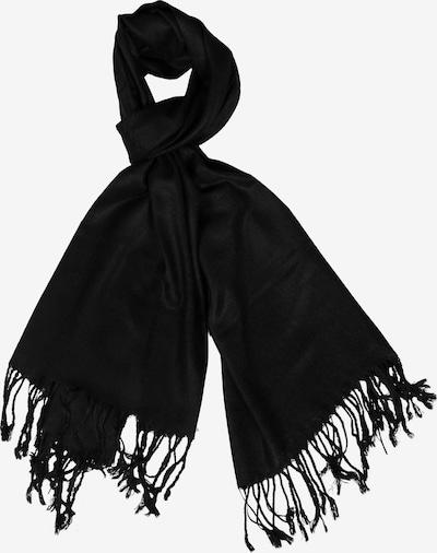 Silvio Tossi Schal in schwarz, Produktansicht