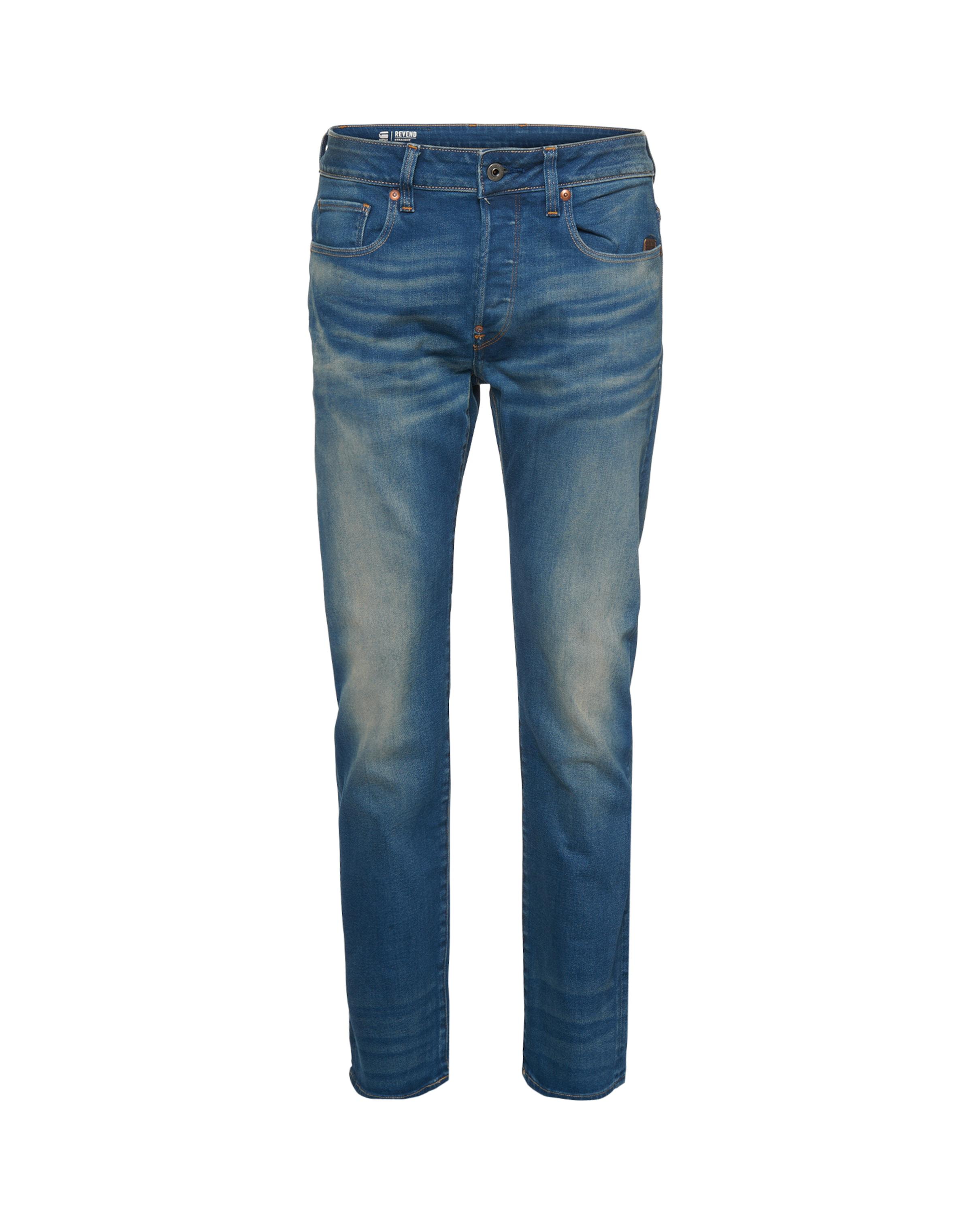 G-STAR RAW Jeans 'Revend Straight' Klassisch Günstig Kaufen Neueste Billiger Fabrikverkauf FtYxU