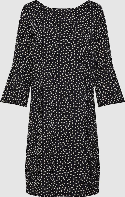 MORE & MORE Kleid in schwarz     naturweiß  Bequem und günstig 5c2e1e