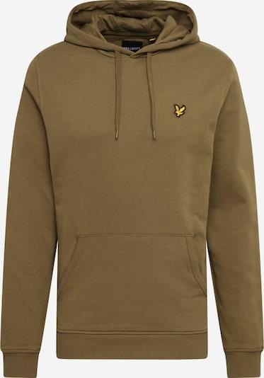 Lyle & Scott Sweatshirt in khaki, Produktansicht