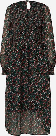 SISTERS POINT Robe d'été 'AIMA-DR' en mélange de couleurs / noir, Vue avec produit