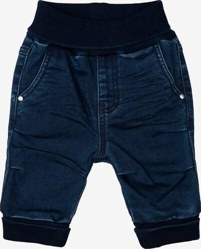 SIGIKID Jeans in blue denim / pink, Produktansicht