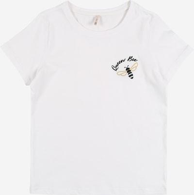 KIDS ONLY Shirt 'KONKITA' in weiß, Produktansicht