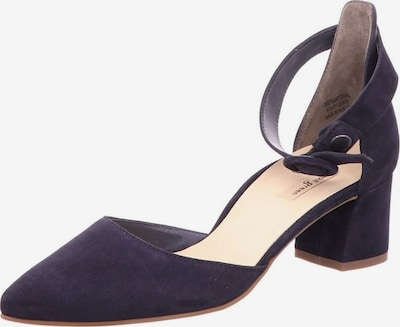 Paul Green Slingpumps in de kleur Indigo, Productweergave