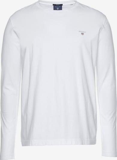 GANT Langarmshirt in weiß, Produktansicht