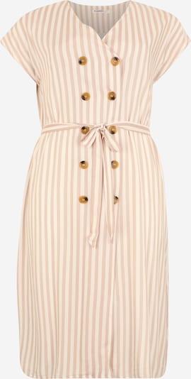 GLAMOROUS CURVE Letní šaty - béžová / bílá, Produkt