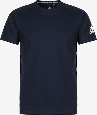 ADIDAS PERFORMANCE Must Haves Plain T-Shirt Herren in blau, Produktansicht