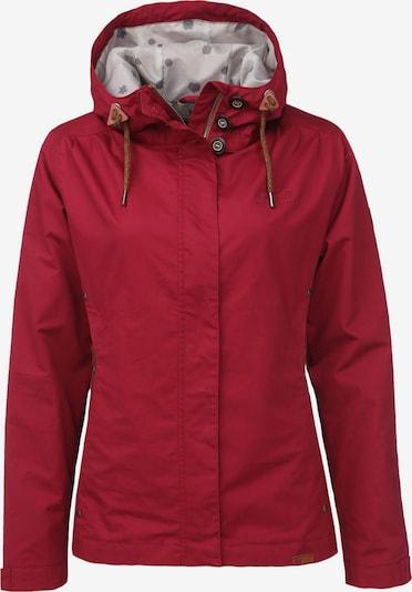 Lakeville Mountain Jacke 'Ora' in rot, Produktansicht