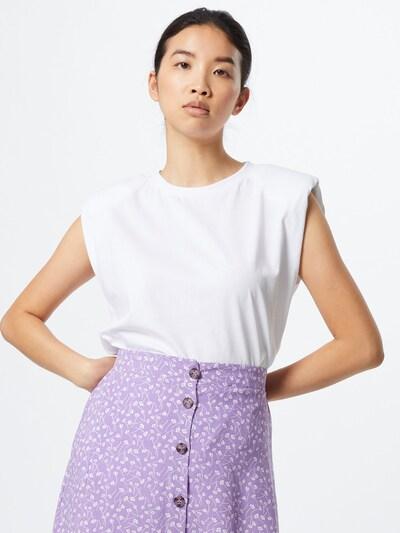 Moves Top 'Imma' in de kleur Wit, Modelweergave