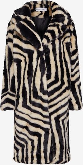 Rudeninis-žieminis paltas iš IVYREVEL , spalva - juoda / balta, Prekių apžvalga