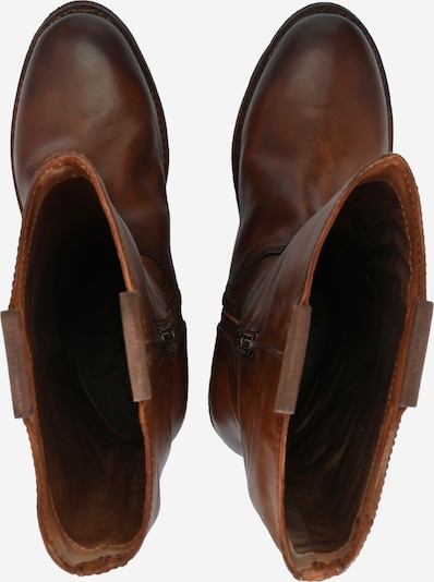 Crickit Stiefel MERLE in cognac: Frontalansicht