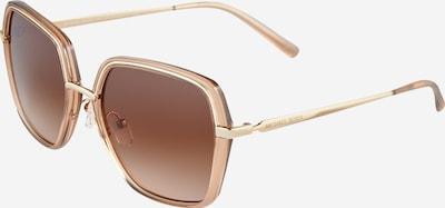 Michael Kors Sunčane naočale '0MK1075' u smeđa / zlatna, Pregled proizvoda