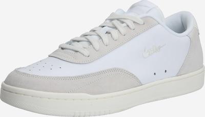 Sneaker low 'COURT VINTAGE PREM' Nike Sportswear pe platină / alb, Vizualizare produs