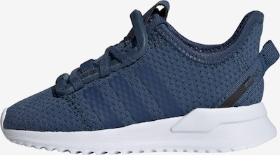 ADIDAS ORIGINALS Sneaker 'U_Path Run' in navy / weiß, Produktansicht