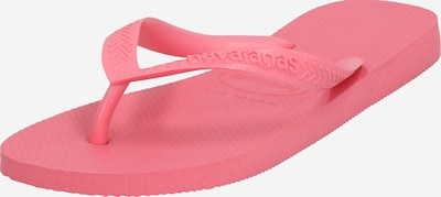 HAVAIANAS Zehentrenner 'HAV. TOP' in pink, Produktansicht