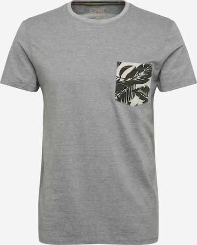 ESPRIT Shirt 'MLA-030EE2K305' in grau, Produktansicht