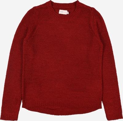 KIDS ONLY Pullover 'Geena' in weinrot, Produktansicht
