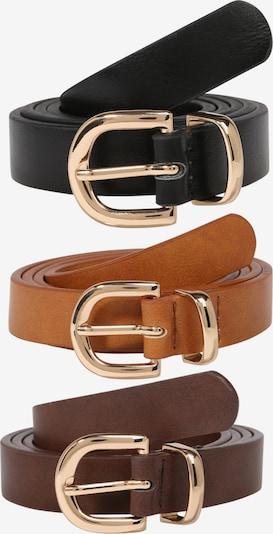 ABOUT YOU Gürtel 'Malina Belt' in braun / cognac / schwarz, Produktansicht