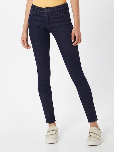 EDC BY ESPRIT Jeans in dunkelblau, Modelansicht