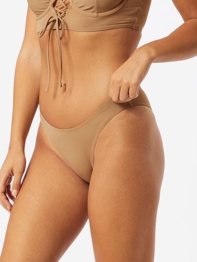 OW Intimates Püksikud 'KAUAI' helepruun: Eestvaade