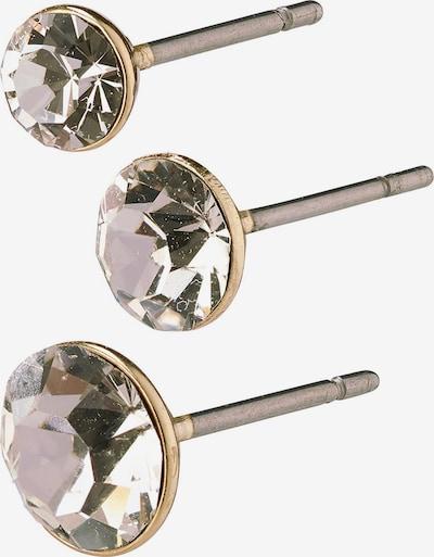 Pilgrim Ohrringe 'Millie' in gold, Produktansicht