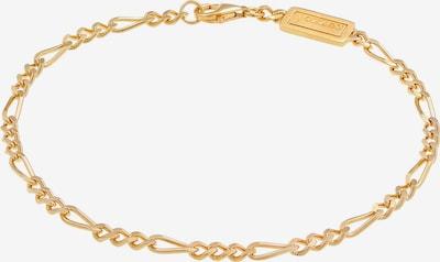 KUZZOI Armband in gold, Produktansicht