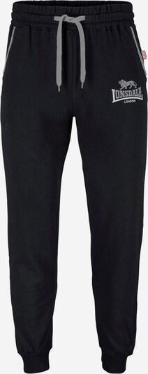 LONSDALE Hose in schwarz, Produktansicht