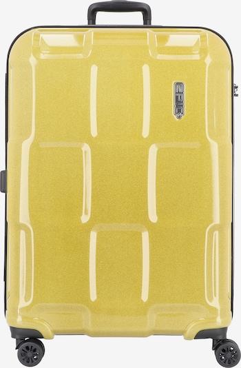 Epic Crate Reflex 4-Rollen Trolley 76 cm in gelb, Produktansicht