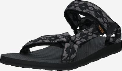 Sportinio tipo sandalai 'Original Universal M's' iš TEVA , spalva - pilka / juoda, Prekių apžvalga