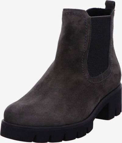 GABOR Chelsea Boots in dunkelgrau, Produktansicht